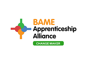 BAME Apprenticeship Alliance Changemaker logo