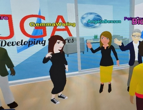 Apprentices experience bid process in a virtual world