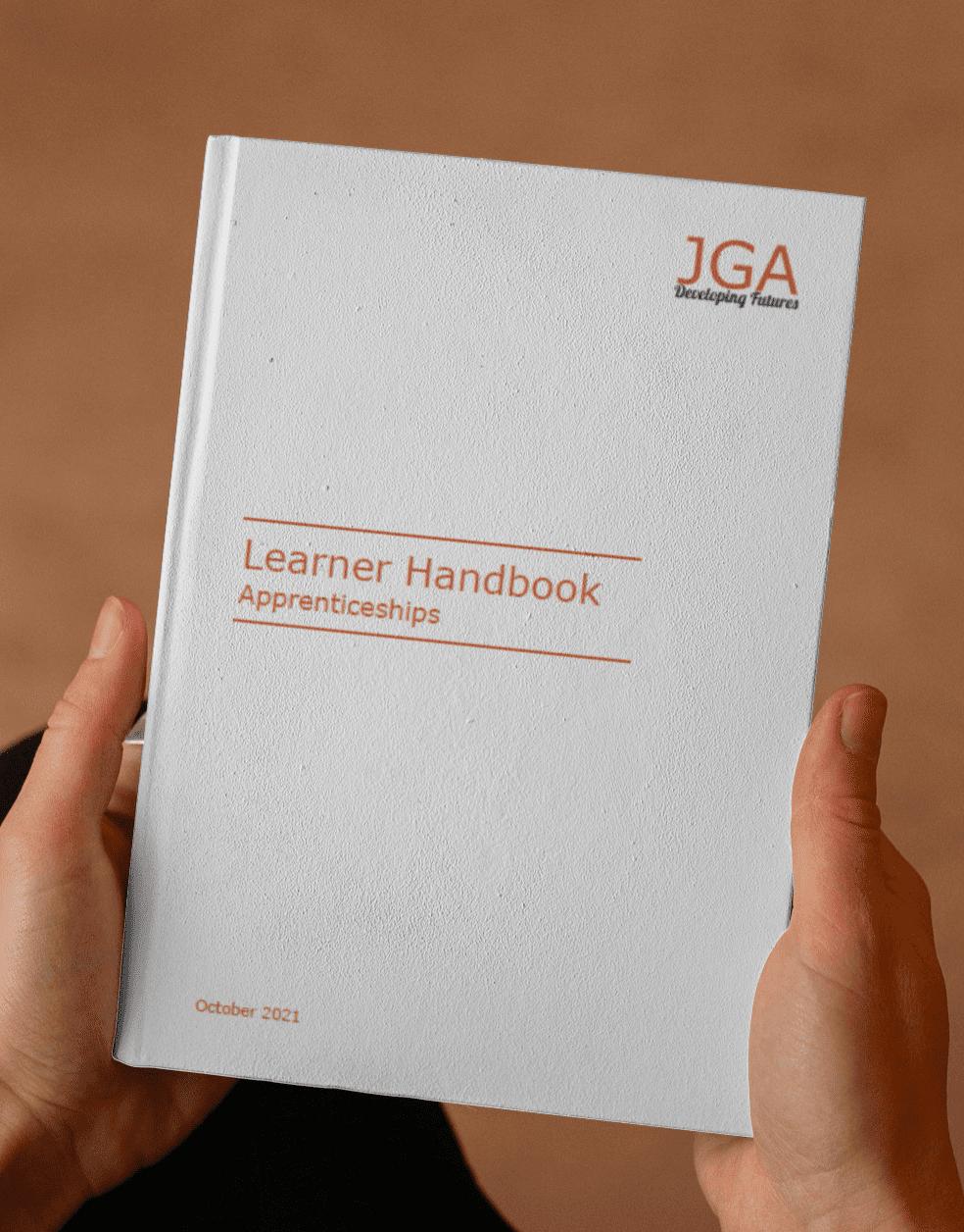 Learner handbook cover