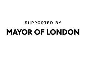 Supported by the Major of London logo